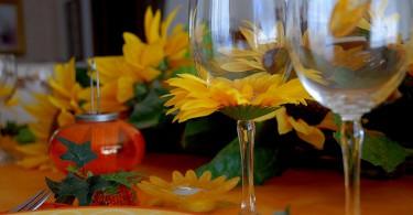 Table du repas paroissial