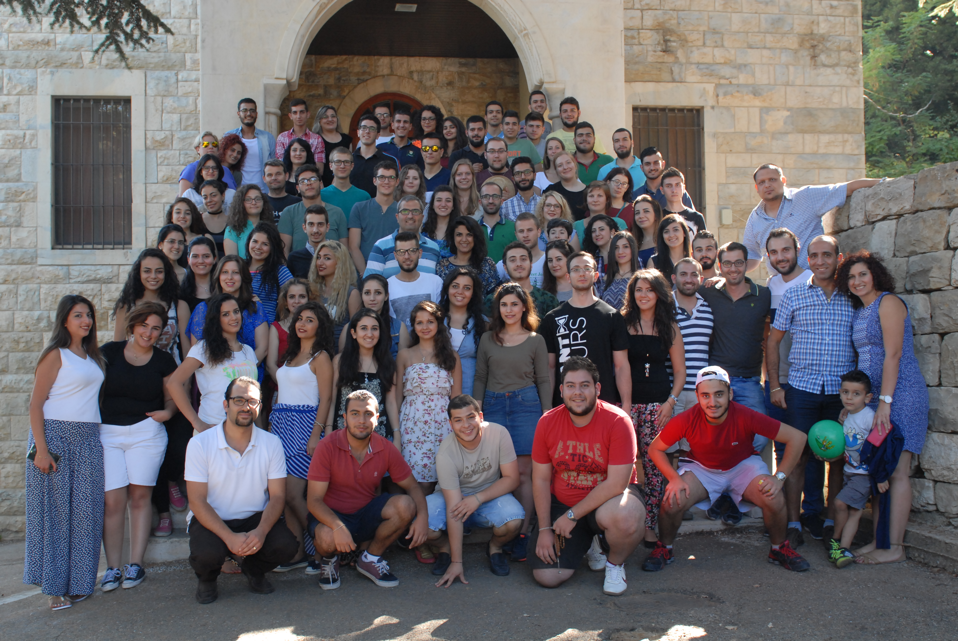 4_échange Liban